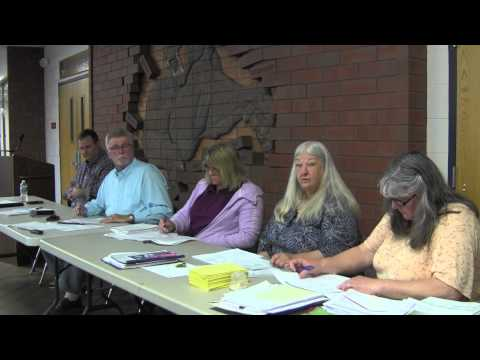 Madison Township meeting April 21, 2015 part 2 of 5