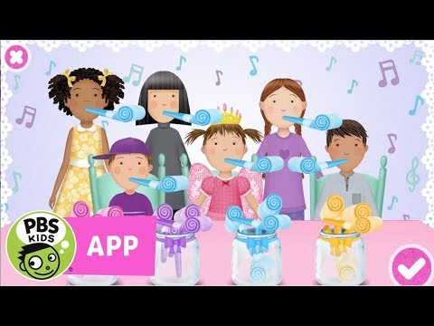 Make Music | Pinkalicious Party App | PINKALICIOUS & PETERRIFIC