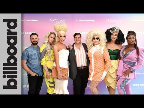 """Drag & Music: From """"Drag Race"""" To The Top of the Charts 