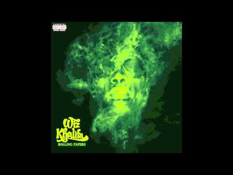 Wiz Khalifa - Rooftops (feat. Curren$y) Rolling Papers Leaked Album 2011 new [Lyrics] Full Version