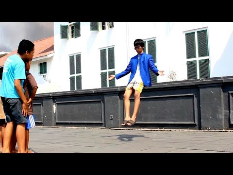 Flying Man In Public Caught On Tape / Camera !! abracadaBRO Best Levitation Magic Tricks & Prank