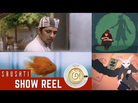 Awe Movie showreel | VFX breakdown | srushti creative | srushti vfx