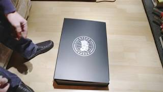 2018/17 Canada Goose Mens Macculloch Parka Unboxing And Review 1/2
