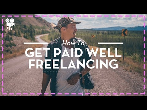 How to get PAID for your Filmmaking Work