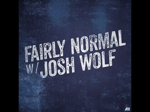 Fairly Normal With Josh Wolf: Clifton Collins Jr