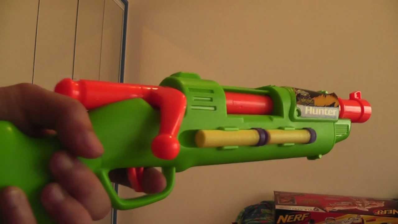 Buzz Bee Hunter Bolt Action Rifle Youtube