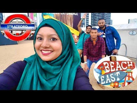 BEACH EAST STRATFORD 2017 LONDON