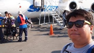Az video blog Trip to Virac, Catanduanes with Sky Jet Air part 1