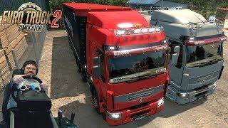 Путешествие в онлайне на самом PREMIUM(нет) грузовике в Euro Truck Simulator 2(, 2018-03-11T23:12:20.000Z)