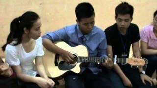 [CLB Guitar AJC] Quốc ca - cover