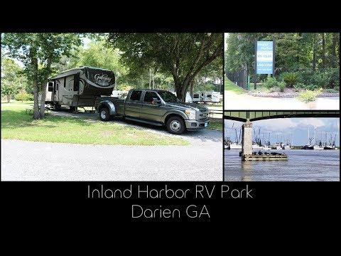 Inland Harbor RV Park - Darien GA