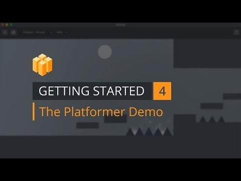 Getting Started 4 - The Platformer Demo