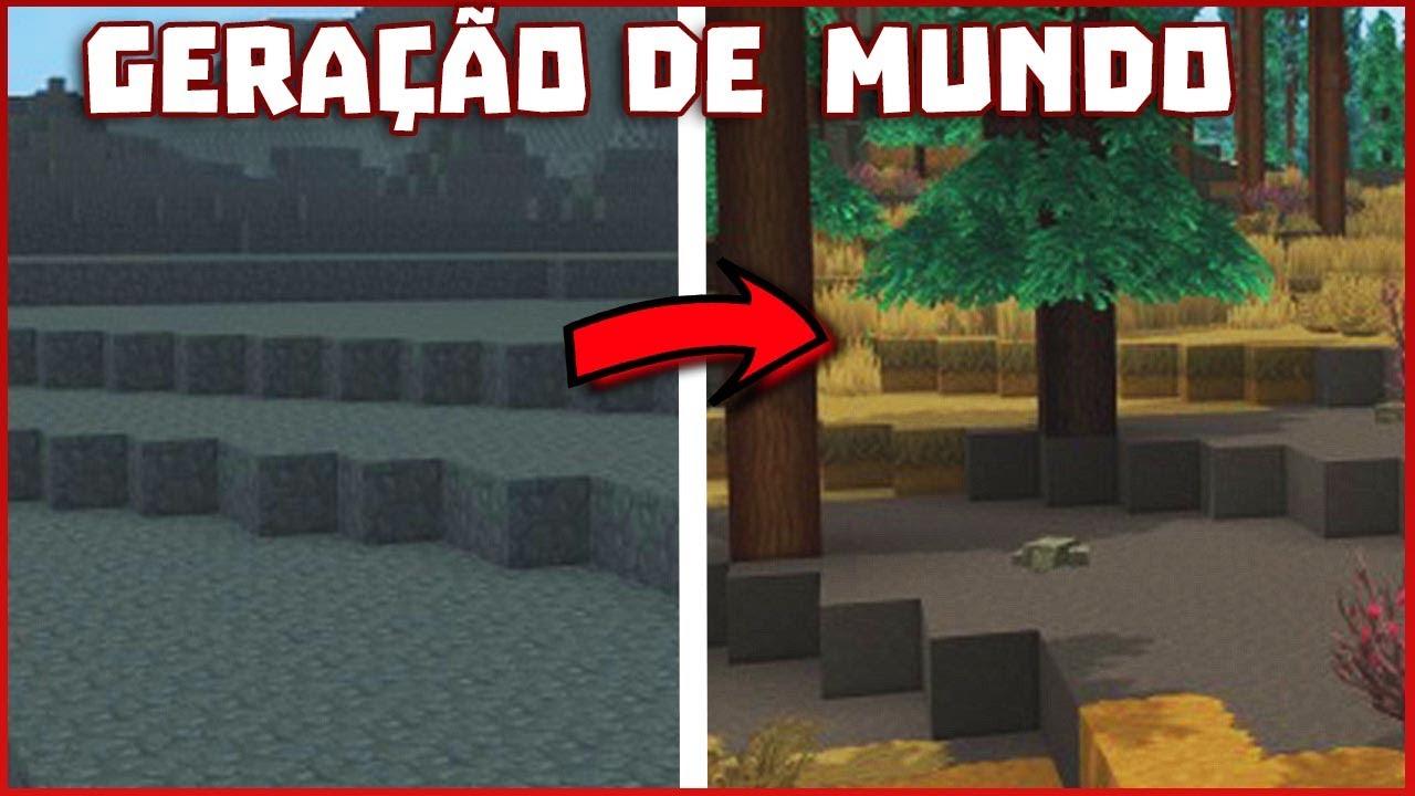 NOVA GERAÇÃO DE MUNDO SERÁ PERSONALIZADA! - NandaPlay Hytale