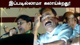 RK Nagar ஆர்கே நகர் நாஞ்சில் சம்பத் nanjil sampath women speech