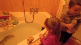Kapr ve vaně (Vánoce 2010)