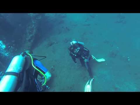 USAT Liberty - Shipwreck Dive 1 Highlights