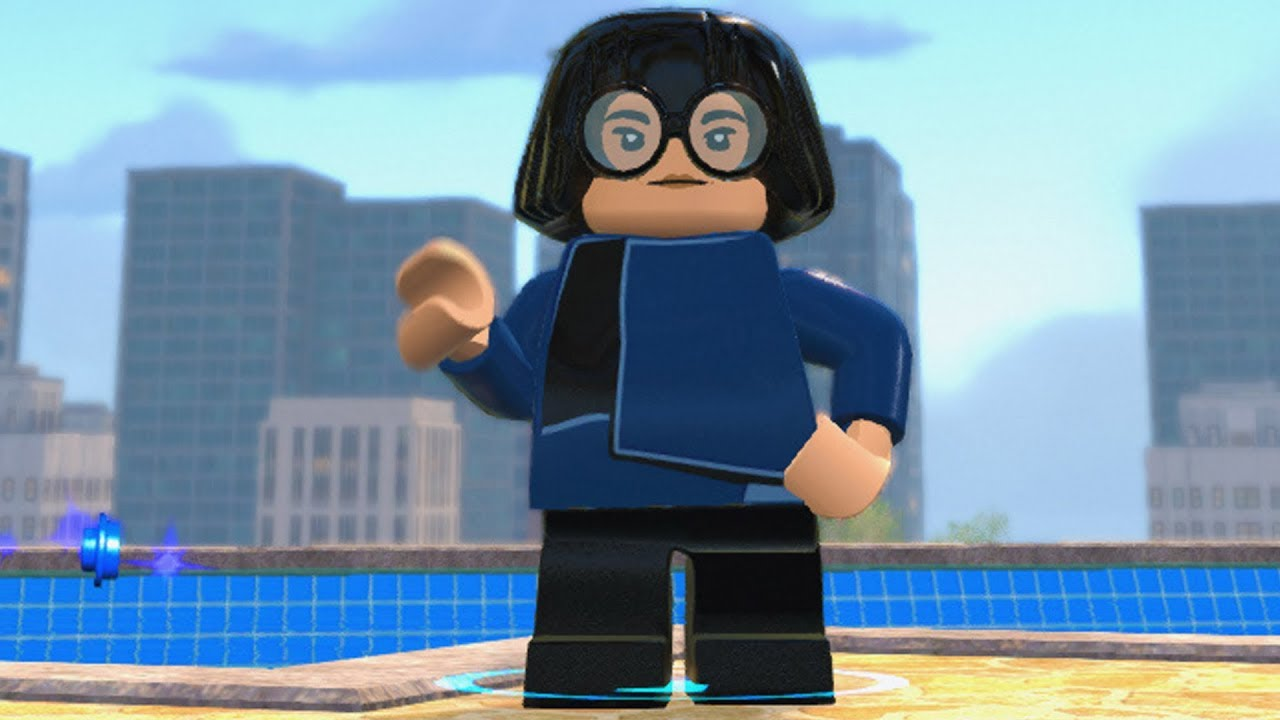 Lego The Incredibles Edna Mode Open World Free Roam Gameplay Pc Hd 1080p60fps Youtube