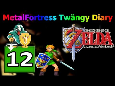 Hyrule Castle - Zelda A Link To The Past [Guitar Cover]    MetalFortress