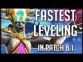 FASTEST WAYS TO LEVEL In Patch 8.1 | WoW Battle for Azeroth