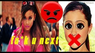 When Ariana Grande GOT ANGRY , She Said JUSTIN BIEBER Very Nice Person !!❤