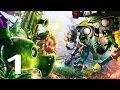 Download Plants VS Zombies Garden Warfare   Let's Play en Español   Capitulo 1