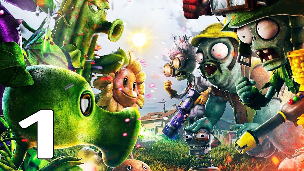 plants vs zombies garden warfare how to play
