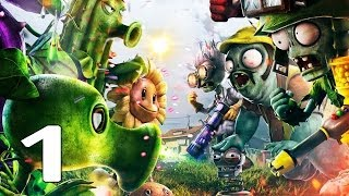 Plants VS Zombies Garden Warfare | Let's Play en Español | Capitulo 1
