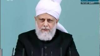 English khutbah 13th May 2011   clip6