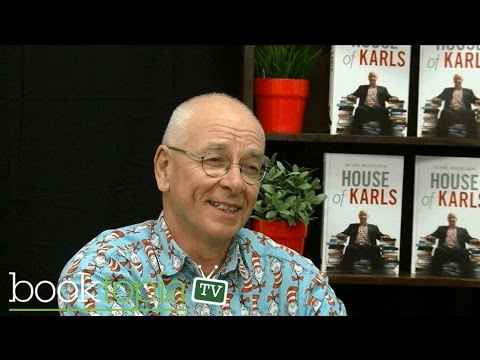 Dr Karl Kruszelnicki on his brilliant new book, climate science, and the big questions