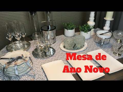 """Mesa de Ano Novo """"Menina Meseira"""" Cristina Versluis"""