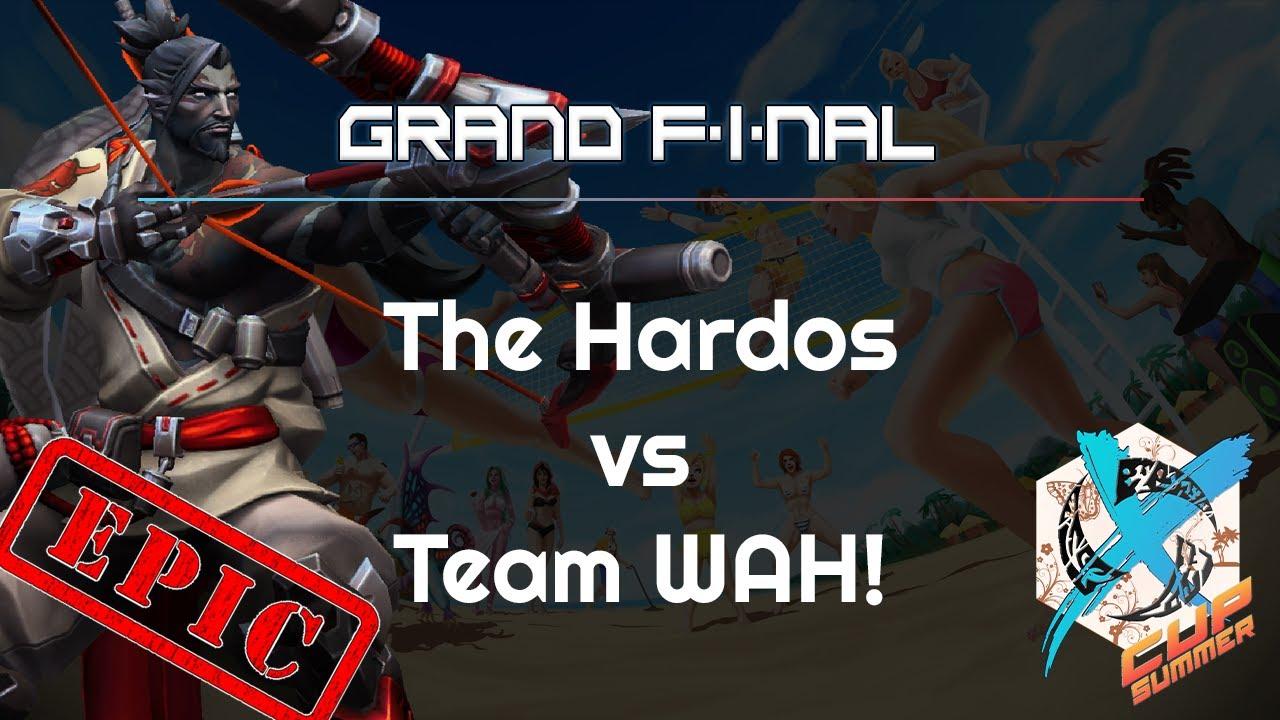 Grand Final: Hardos vs. WAH - Heroes of the Storm Tournament