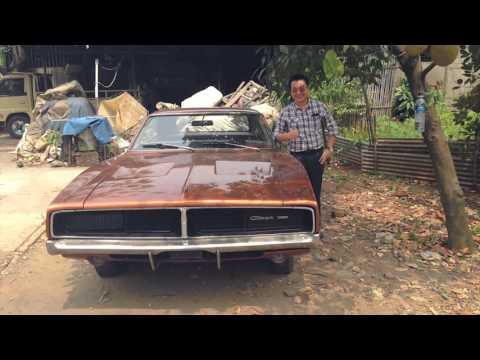 From Movie to Reality - Muscle Car Indonesia