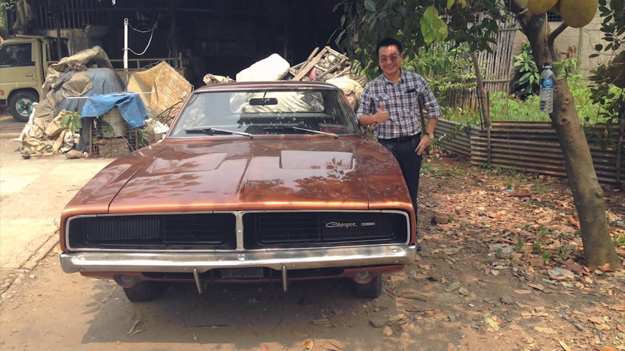 From Movie To Reality Muscle Car Indonesia Youtube