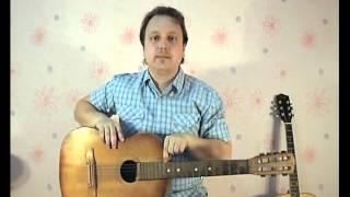 Урок 6: Струны, гриф и др. ВАЖНОЕ при настройке гитары. (Видео для новичков о настройке гитары)(КАК БЫСТРО освоить гитару? Используй это: http://gitara.g.trezvost.e-autopay.com Простой и быстрый способ научиться играть..., 2013-07-06T18:29:37.000Z)