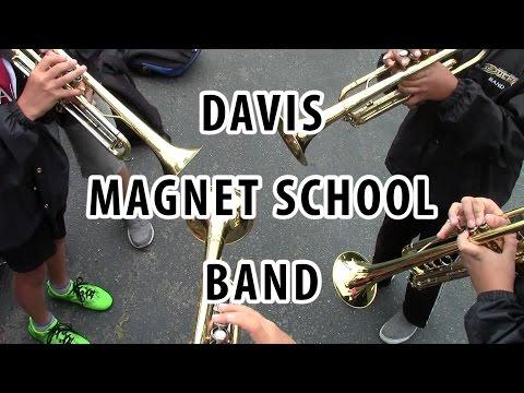 Davis Magnet School Band