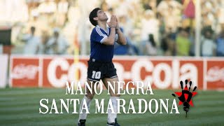 Mano Negra - Santa Maradona (Larchuma Football Club) (Official Music Video)