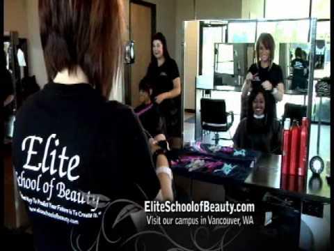 Elite School Of Beauty TV Commercial
