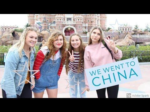my trip to China
