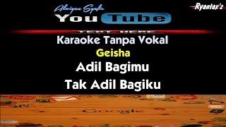 Karaoke Geisha - Adil Bagimu Tak Adil Bagiku