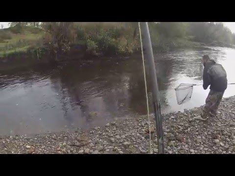 River Carron And My First Salmon On The Fly