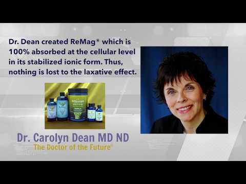 Why Is Magnesium Important For The Body? Dr. Carolyn Dean Explains
