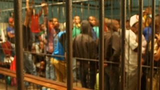Repeat youtube video Inside South Africa's notorius Pollsmoor prison