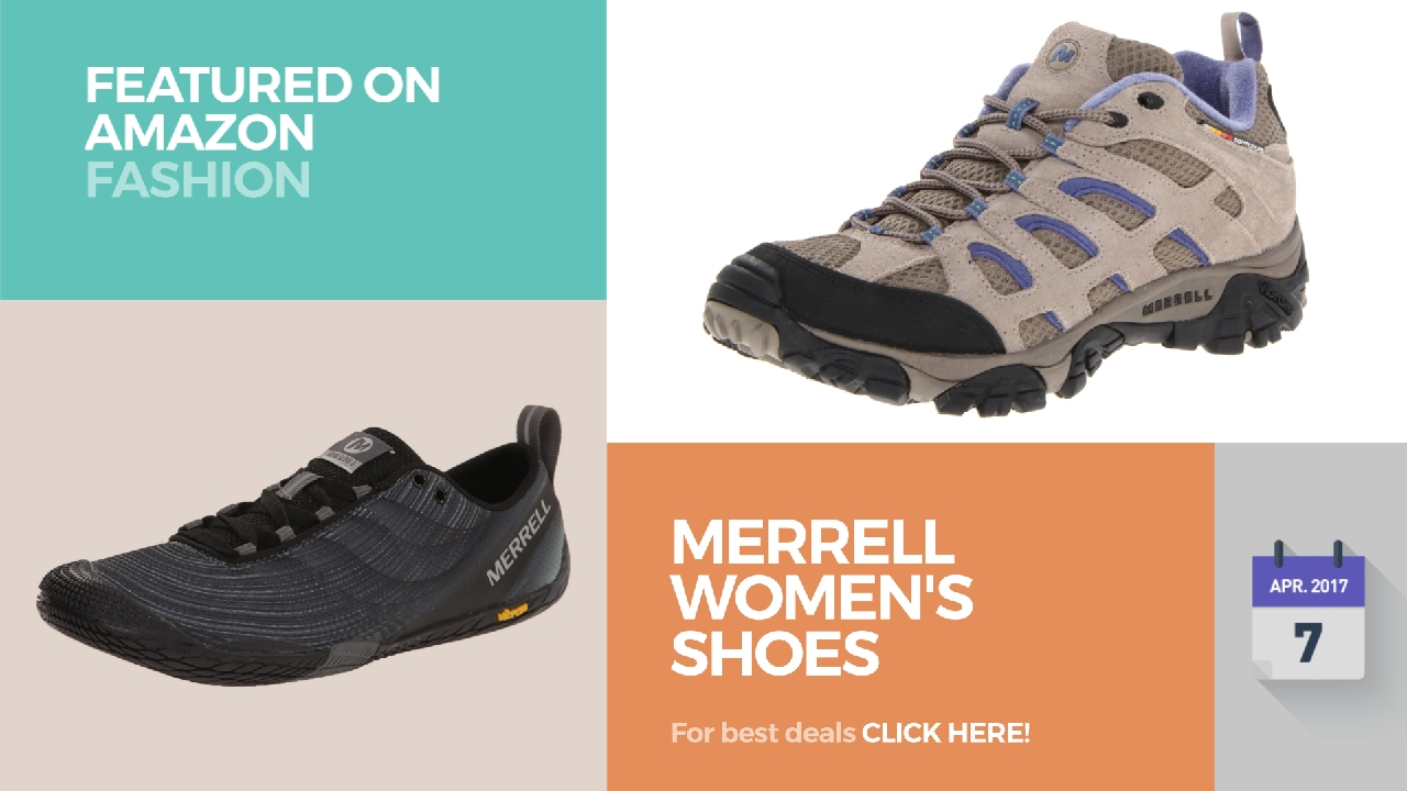 742dac188aa65 Merrell Women's Shoes Featured On Amazon Fashion
