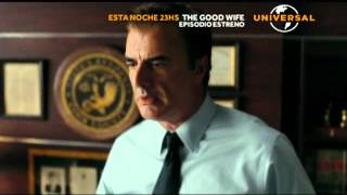 The Good Wife -- Temporada 3 -- Episodio 10