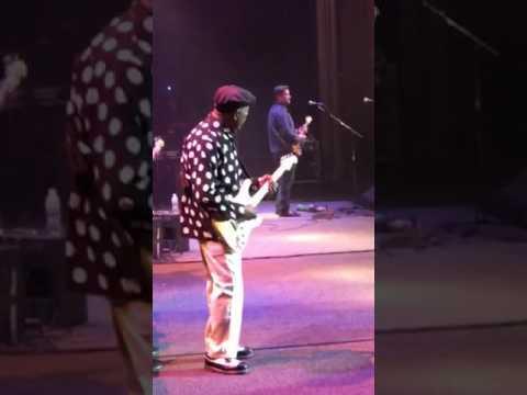 Hendrix Experience Tour- Buddy Guy / Henri Brown - Mystic Lake Casino Hotel, MN - March 26, 2017