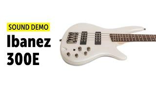 Ibanez 300E Sound Demo