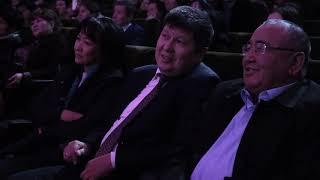 """Ташкент қаласындағы """" Жан Ана"""" атты концерті. Мақпал Жүнісова"""