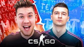 Команда Германа VS Команда Форзы / ИГРОКИ АМКАЛА в турнире по CS:GO