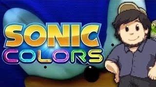 JonTron: Sonic Colors Review (HD/NO SUBS) Lost Episode 2
