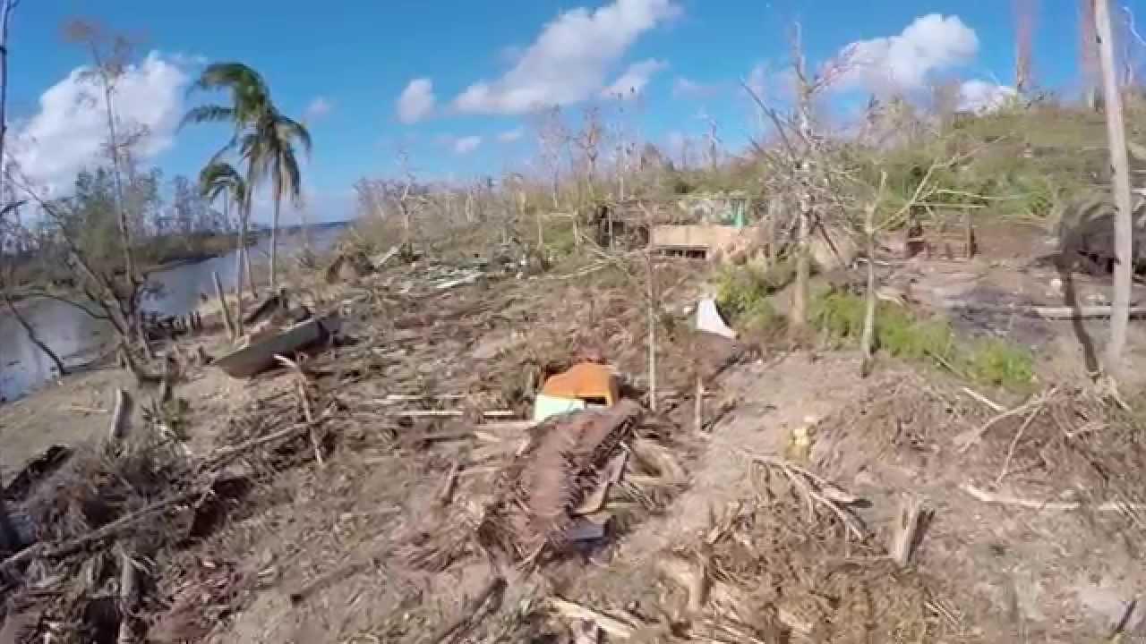 Dragonfly - Vanuatu Disaster Relief 2015